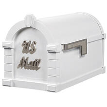 Signature KS-23S Keystone Series Mailbox