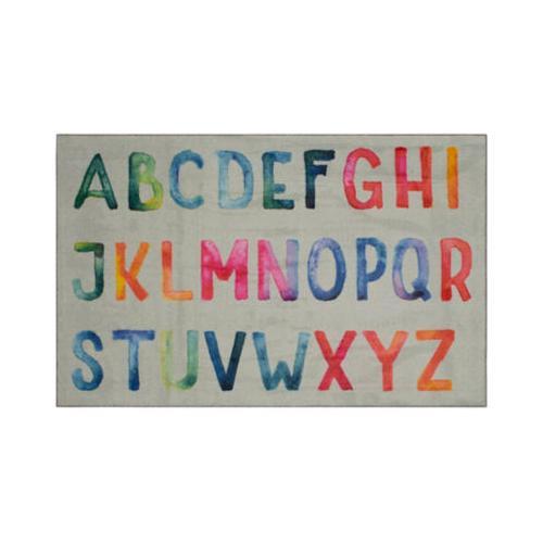 Mohawk - Watercolor Aphabet, Multi- Rectangle