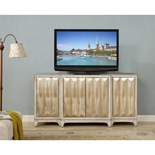 Coast to Coast TV Stand / 4 Door Media Credenza