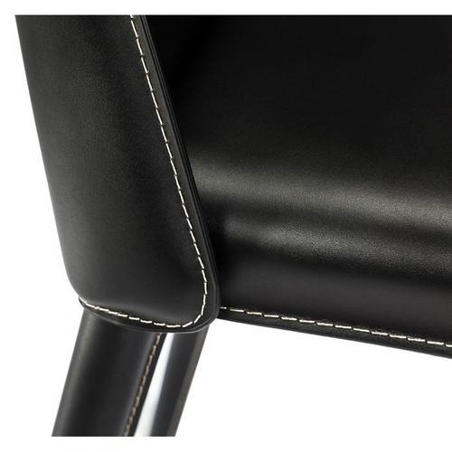 Malin Counter Stool - Black