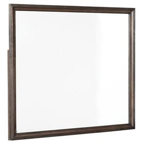 Brueban Bedroom Mirror Gray