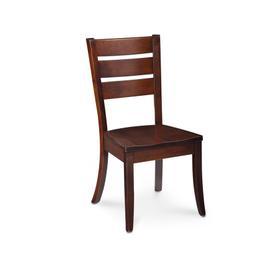 Lakewood Side Chair, Fabric Cushion Seat