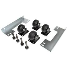 See Details - SmartRack Heavy-Duty Rolling Caster Kit, 4 pack