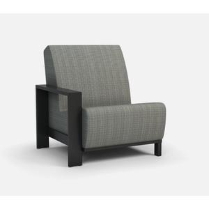 Right Arm Chat Chair - Air