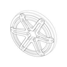 See Details - Titanium Sport Grille for MX10IB3