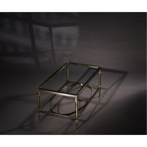 Parthenon Rectangular Condo Cocktail Table