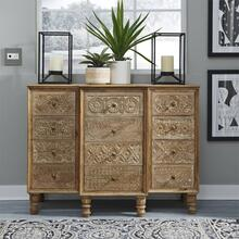 12 Drawer Accent Cabinet