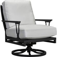 Winterthur Estate Swivel Rocker Lounge Chair - M