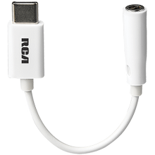 USB Type-C Cable To 3.5mm Audio Adapter
