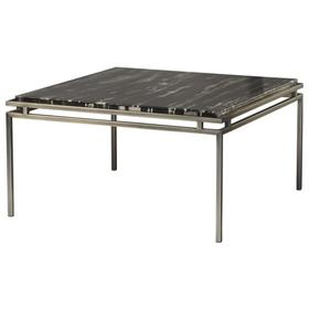 Superior Marble Square Cocktail Table