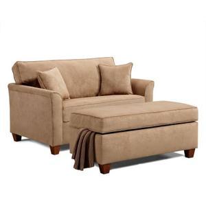 Simmons Upholstery - Queen Sleeper