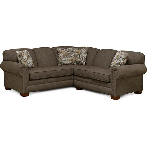 See Details - 1430R-Sect Monroe Sectional