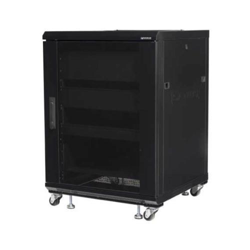15U AV Rack Audio Component Rack and Home Theater