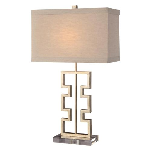 """Crestview Collections - Azteca Table Lamp 27""""Ht"""
