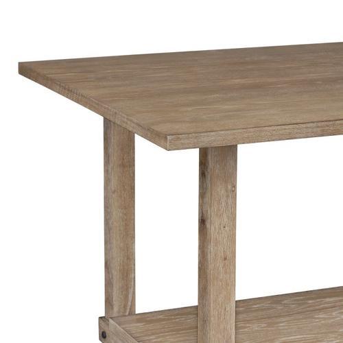 Standard Furniture - Auburn Honey Counter Height Trestle Table