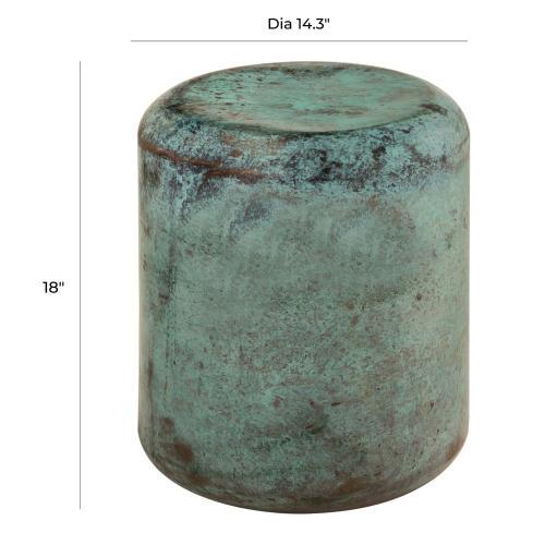 Tov Furniture - Bohemia Steel Stool