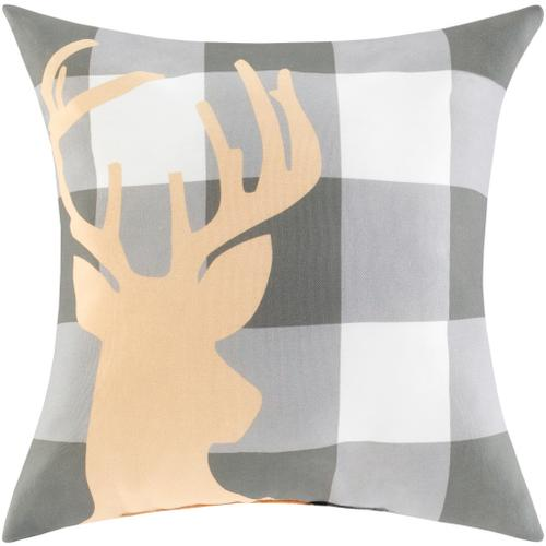 """Reindeer Buffalo RDB-002 16"""" x 16"""""""