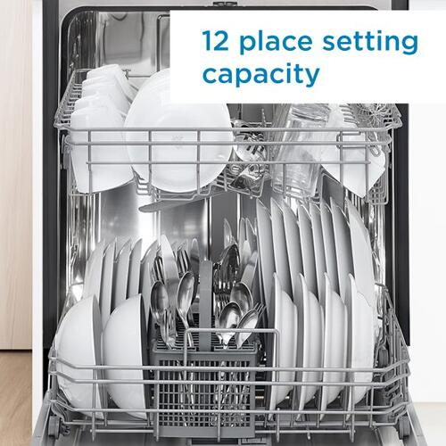 """Danby - Danby 24"""" Stainless Full Size Dishwasher"""