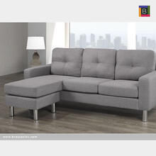 Sectioanl W/reversible Chaise