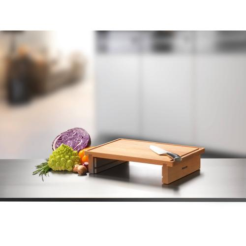 DGSB 2 - Carving board for steam oven pan or KMB 5000S multi-purpose casserole dish