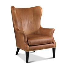 See Details - L3200-C1 Tristen Leather Chair