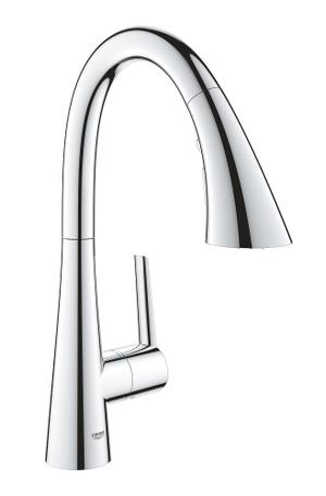Ladylux Single-Handle Kitchen Faucet Product Image