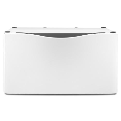 "15.5"" (39.37 cm) Laundry Pedestal with Storage Drawer"