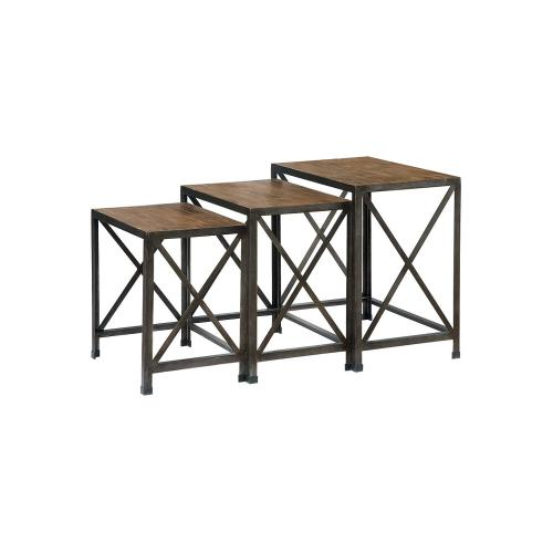 3 Piece Nesting End Tables