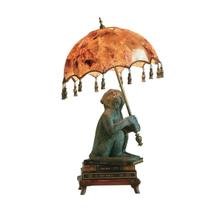 PARASOL MONKEY LAMP