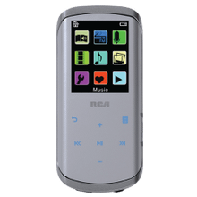 2GB MP3 and video player with 1.8-in display