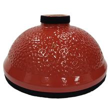 See Details - KJ-CD23R - Red Grill Dome