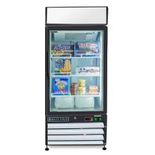 Maxx Cold X-Series Merchandiser Freezer with Glass Door (12 cu. ft.)