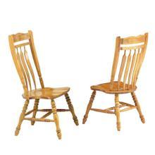"""Aspen Dining Chair - Light Oak (42"""")"""