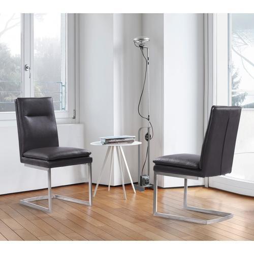Armen Living Fenton Contemporary Dining Chair