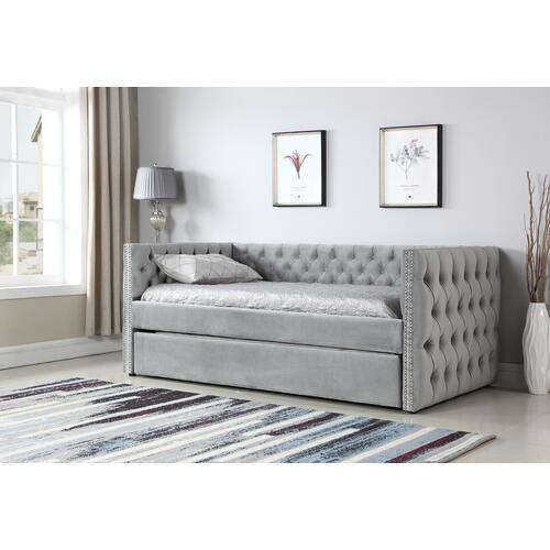 Emerald Home Furnishings - Twin Upholstered Day Bed