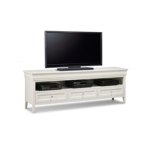 """Handstone - Monticello 84"""" HDTV Cabinet"""
