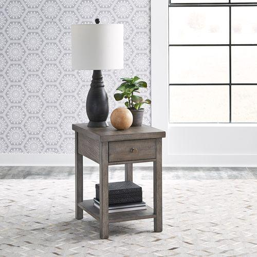 Gallery - Drawer Chair Side Table