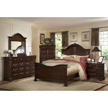 "EMILIE 5'0"" Q HEADBOARD- TUDOR BROWN"