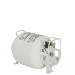 See Details - 20 lb Horizontal Liquid Propane Tank