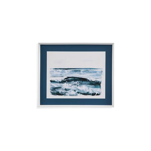 Bassett Mirror Company - Custom Choppy Surf II