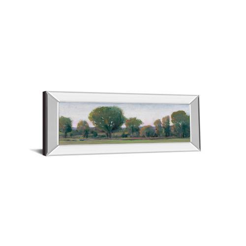 """Panoramic Treeline Il"" By Tim Otoole Mirror Framed Print Wall Art"