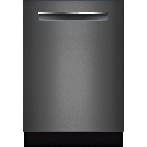 800 Series Dishwasher 24'' Black stainless steel SHPM78W54N