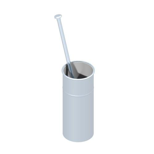 F/s Wc Brush and Metal Holder