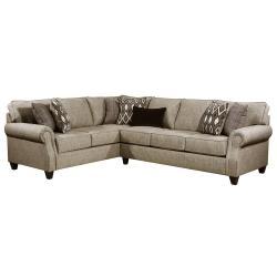 8010 Cannon Right Arm Facing Sleeper Sofa