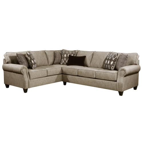 8010 Cannon Right Arm Facing Sleeper Sofa
