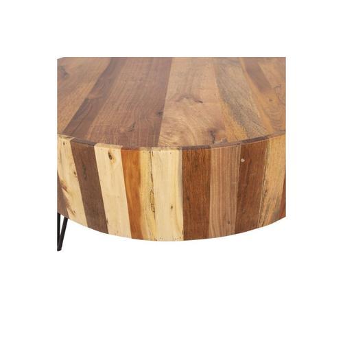 Tulsa Natural Coffee Table, SBA-1091A