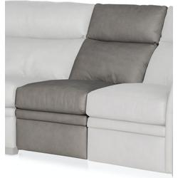 Bradington Young Reece Armless Chair Full Recline w/Articulating Headrest - Two Pc Back 202-33-2
