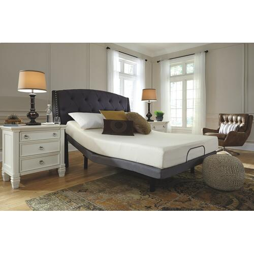 Chime 8 Inch Memory Foam Queen Mattress In A Box