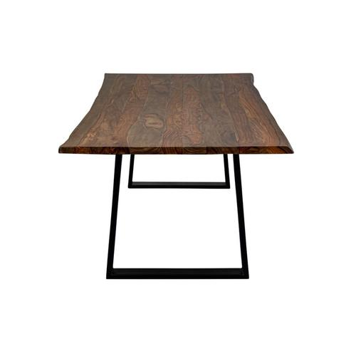 """Porter International Designs - Manzanita Harvest 72"""" Dining Table with Different Bases, VCS-DT72H"""