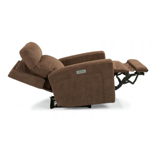 Ezra Power Recliner with Power Headrest